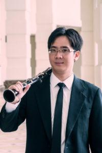 Jeremy Tan - Clarinet, Cello